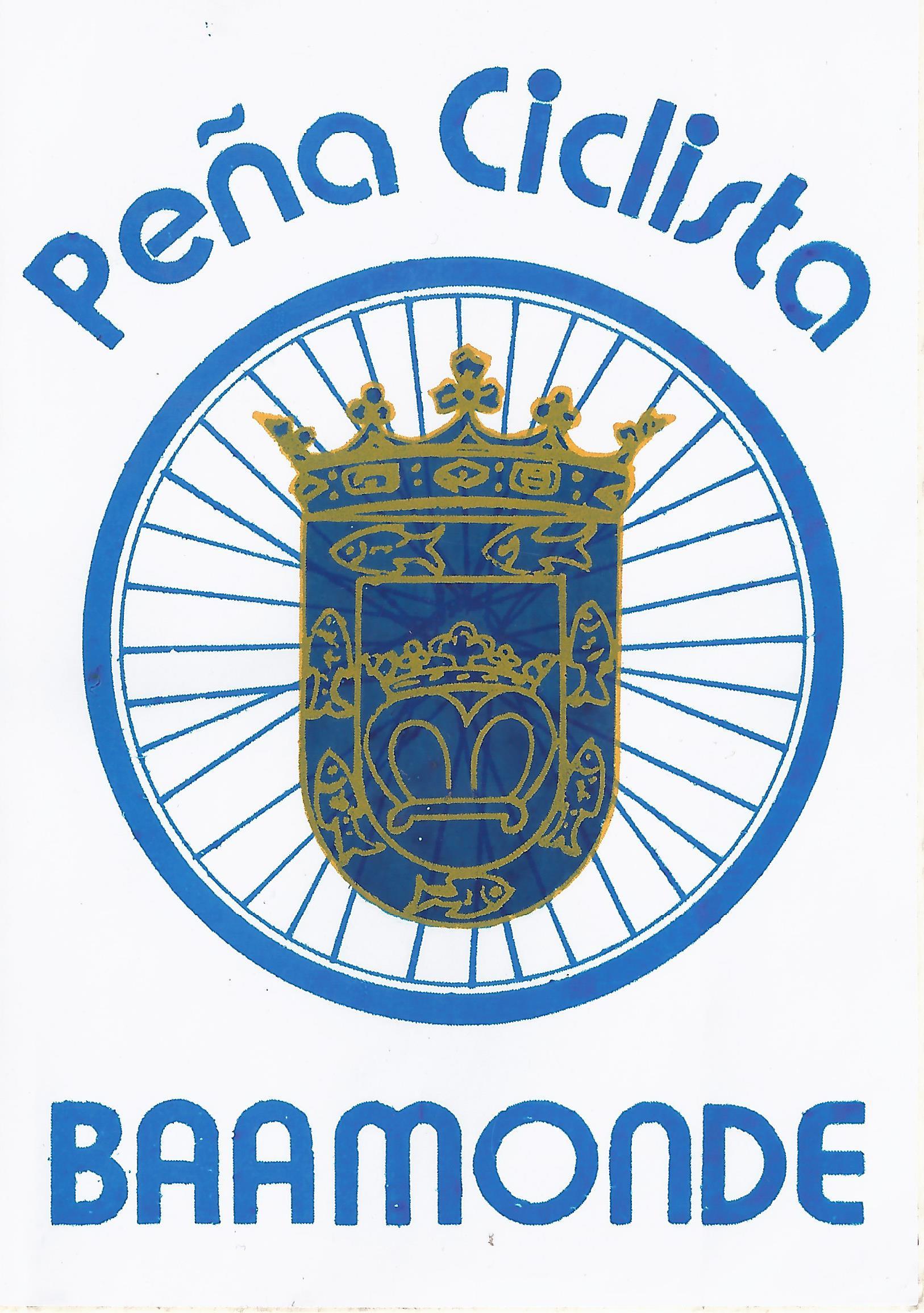 Escudo Logo Peña Ciclista Baamonde